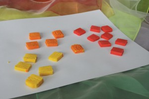 Ideas de utilización para plastilina