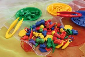 Juegos y juguetes educativos para trabajar la motricidad