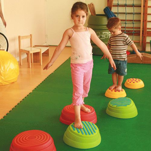Trabajar la motricidad en niños con discapacidad