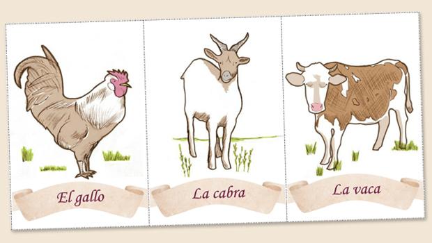 Juego de loteria de animalitos - Imagui
