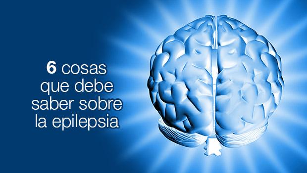 Resultado de imagen de 6 COSAS QUE DEBE SABER SOBRE LA EPILEPSIA