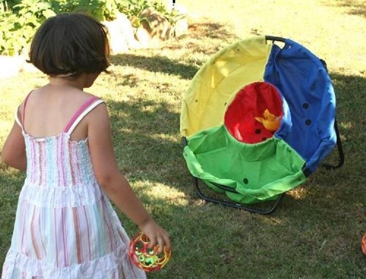 Ideas de actividades originales para jugar en el jard n for Ideas originales para el jardin