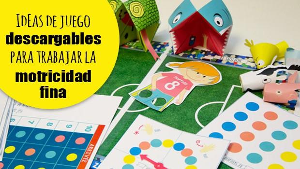 Logopedia En Especial Juegos Para Trabajar La Motricidad Fina Para