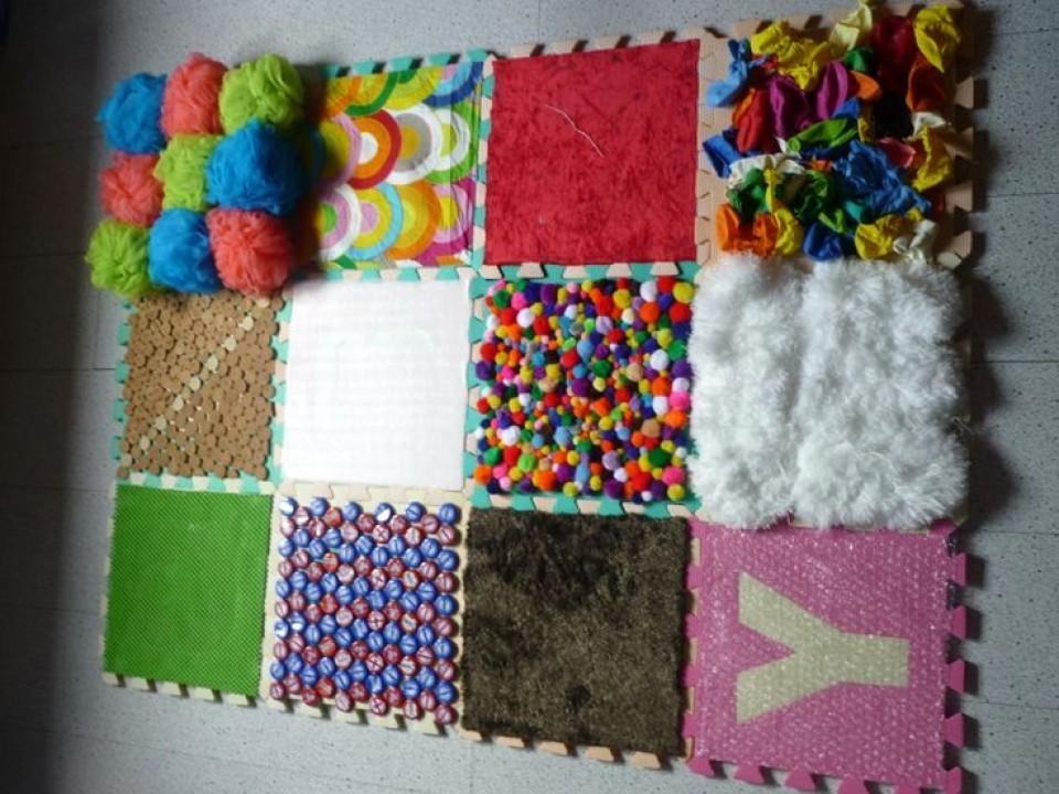 crear una pared sensorial en 4 etapas hop 39 toys