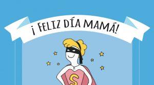 Tarjeta Para El Día De La Madre Hoptoys