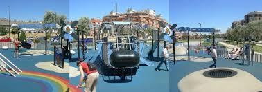 parques accesibles