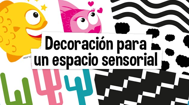 decoración sensorial