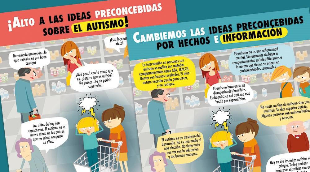 Kit De Sensibilizacion Al Autismo Hop Toys