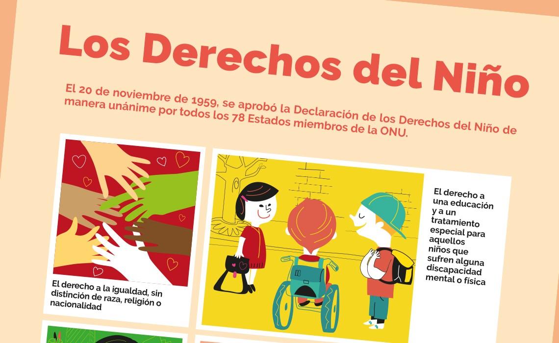 La Convención Internacional De Derechos Del Niño Hop Toys
