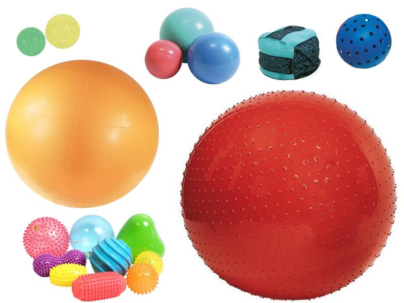 Pelotas y balones: juguetes eternos
