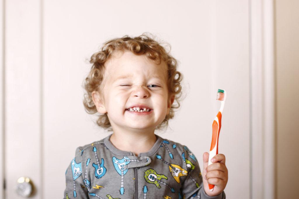 Autonomía - Cepillarse los dientes
