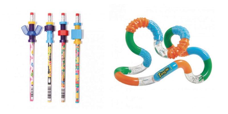 Fidgets para el aula